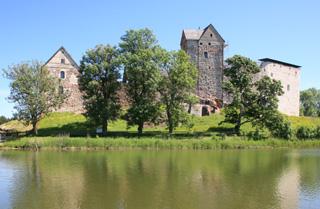замок Кастелхольм, Аланды