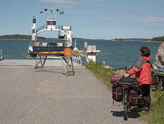 Финляндия, Аландские острова, велопоход отчет