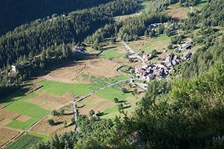поселок Planaval, Италия