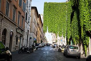 улицы рима фото