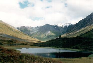 озеро на левом берегу реки Малый Кокколь