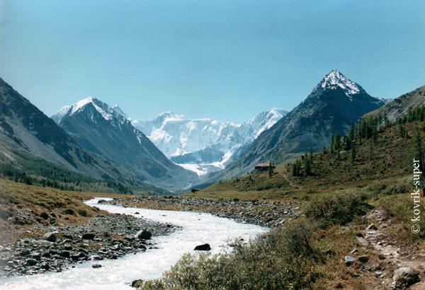 Алтай, Катунские белки, район Белухи
