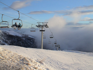 Горные лыжи в Оре, Швеция (Åre)