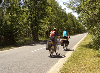 велотуризм, велопоход