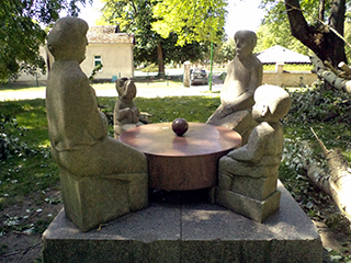 парк скульптур, Клайпеда