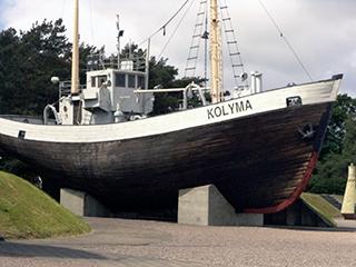 судно Колыма, Клайпеда