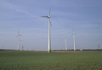 ветрогенератор европа
