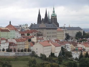 чехия замок