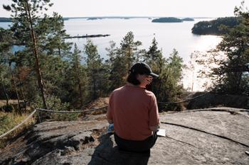 сайма, финляндия