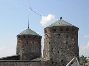 савонлинна крепость