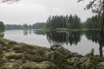 страна 1000 озер