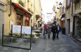 город Аоста, Италия