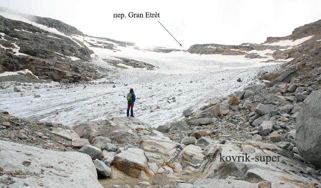 перевал Grand Etret