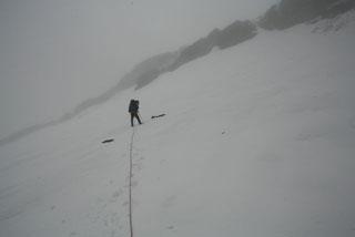 спуск с перевала Cheilon