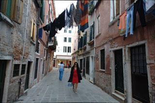 Венеция, нетуристский квартал