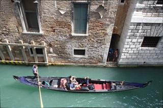 Венеция, канал у моста вздохов