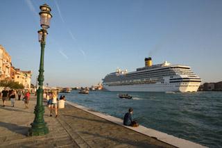 Венеция, канал Giudecca