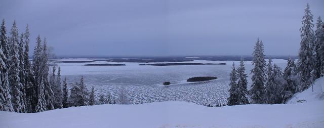Укко-коли, Финляндия