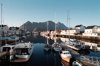 Лофотенские острова, Норвегия. Треккинг, велосипеды