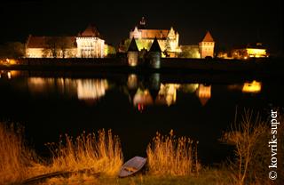 Замок Мальборк Malbork Poland