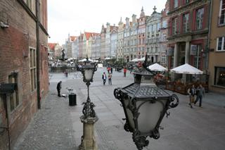 Гданьск Польша