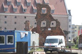 реконструкция, Гданьск Польша