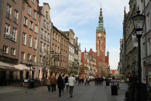 Польша, велосипеды, поход, отчет