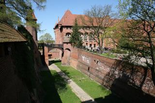Замок Мальборк Malbork Польша