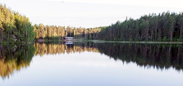 Финляндия, лето