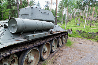 музей линии салпа финляндия Salpa