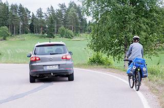 Королевская дорога, Финляндия