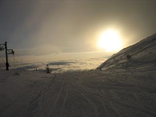 норвегия горные лыжи