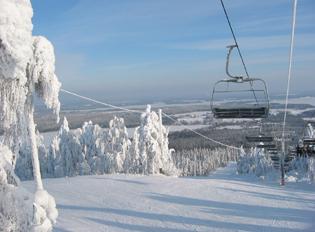 Вуокатти горные лыжи