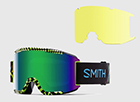Smith Squad, Green Sol-X mirror + Yellow, 4800 p.