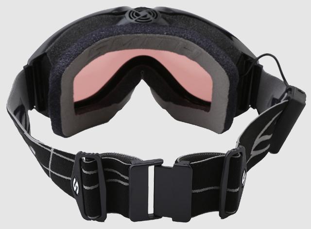 конструкция горнолыжной маски Smith Phenom