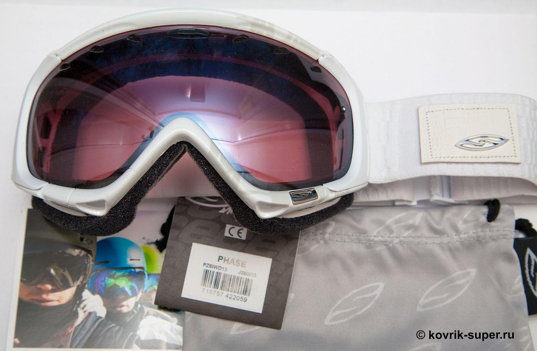 горнолыжная маска очки smith phase
