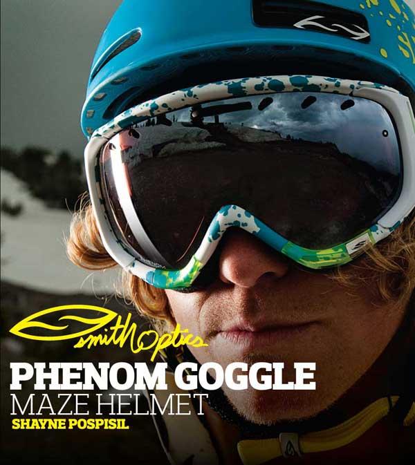 горнолыжная маска smith phenom отзывы