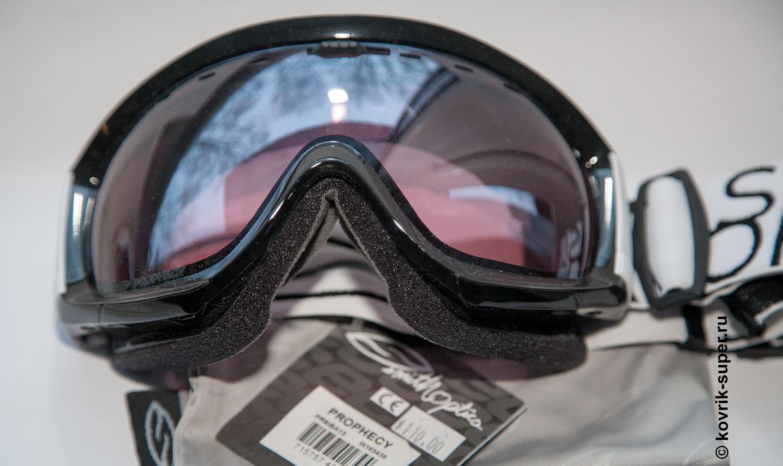 горнолыжная маска очки smith prophecy