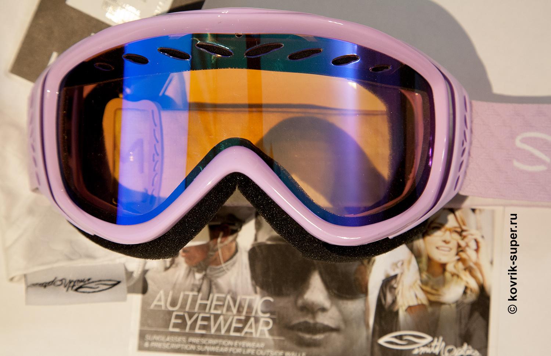 горнолыжная маска очки smith transit pro купить