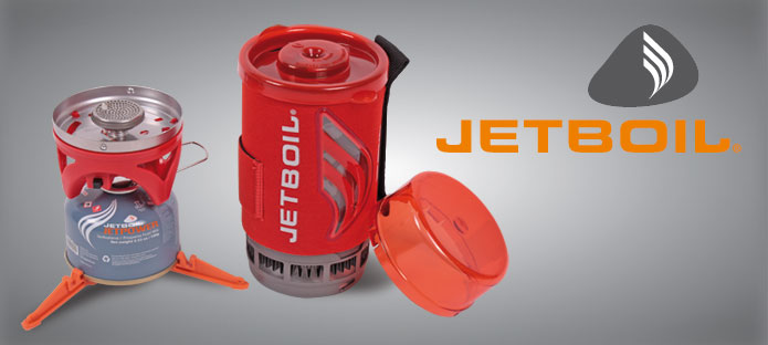 Jetboil Flash tomato