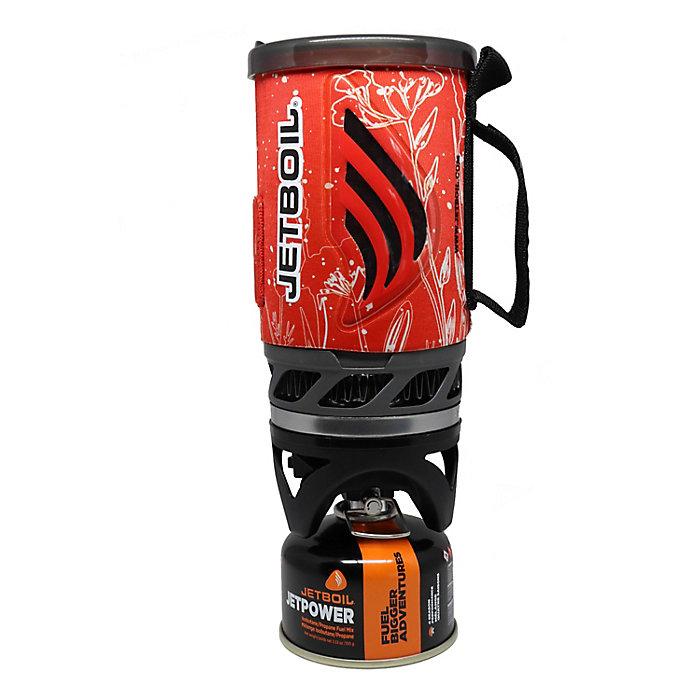 jetboil flash carbon - универсальный вариант горелки и кастрюли