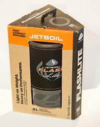 Jetboil FLASH Lite - универсальный вариант горелки и кастрюли