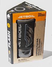 Jetboil FLASH - универсальный вариант горелки и кастрюли