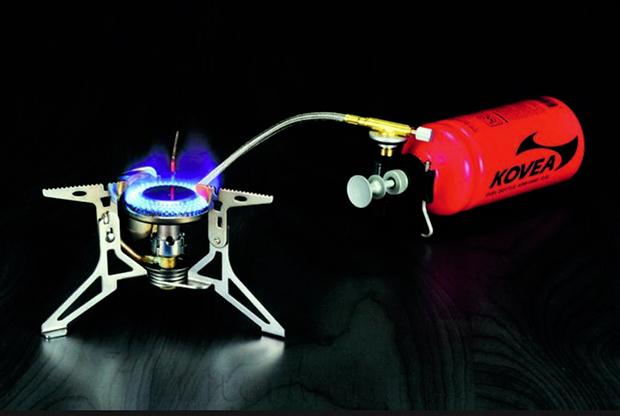 горелка газ, бензин Kovea KB-N0810 Dual Max Stove