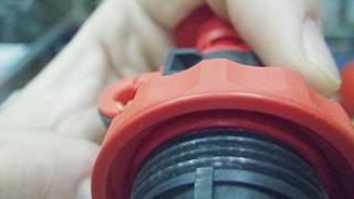 Форма насоса для горелки MSR Whisperlite