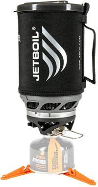 jetboil sumo - универсальный вариант горелки и кастрюли