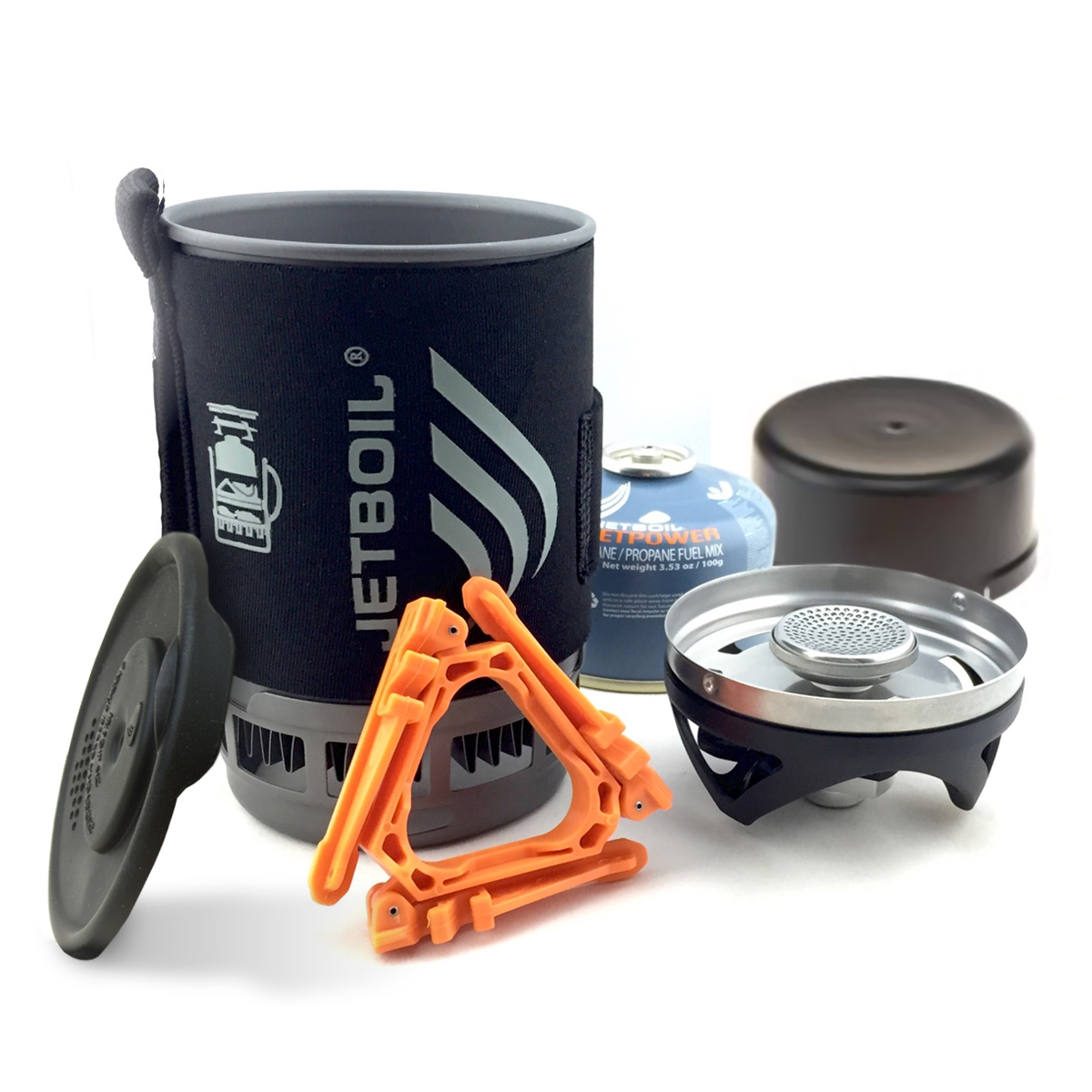 Jetboil Flash Lite carbon