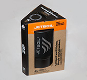 Jetboil ZIP Carbon - универсальный вариант горелки и кастрюли