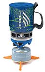 jetboil zip blue stream - универсальный вариант горелки и кастрюли