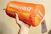 туристический коврик thermarest prolite regular